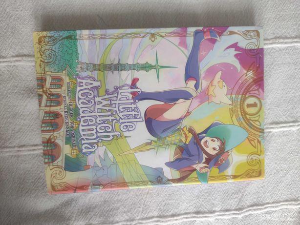 Little Witch Academia tom 1 | manga | mangi | komiks | książka