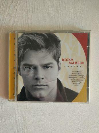 CD Ricky Martin Vuelve