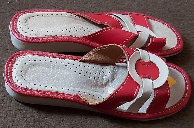 Pantofle góralskie r.36