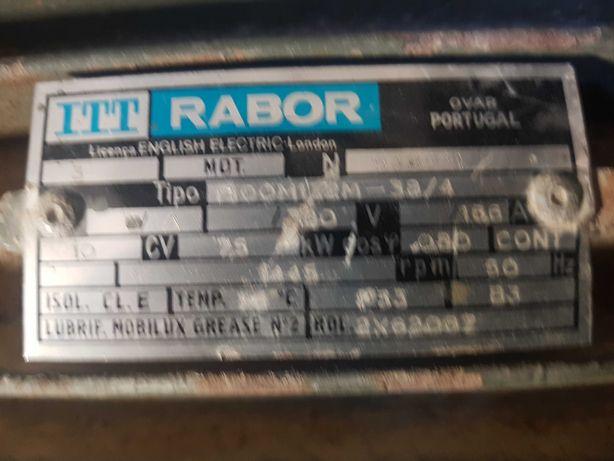 Motor Electrico Rabor
