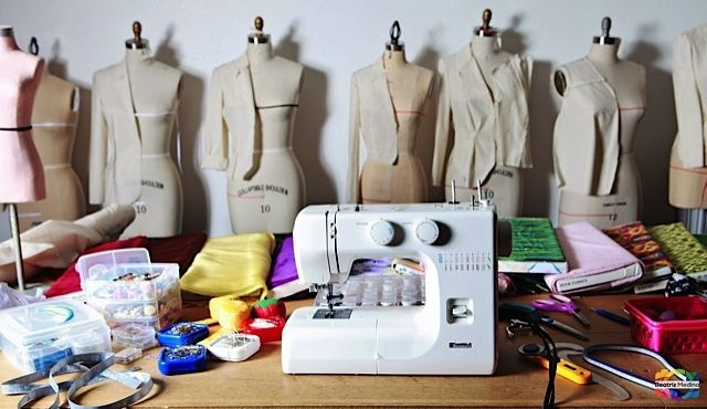 Индивидуальные курсы стиля и шитья