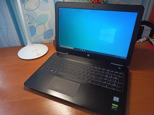 ИГРОВОЙ, мощный ноутбук 8 ядер/GTX1050/1000gb/8gb/