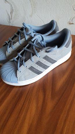 Adidas superstar кроссовки кеды