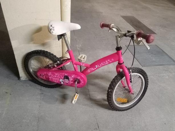 Bicicleta criança (menina)