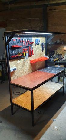 Stół warsztatowy 150x64x85