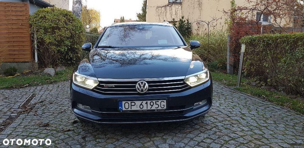 Volkswagen Passat VW Passat Biturbo 240 km salon Polska serwisowany w ASO, zapraszam Opole - image 1