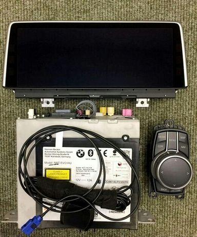 Навигация NBT EVO touch мультимедиа F15 F16 X5 X6