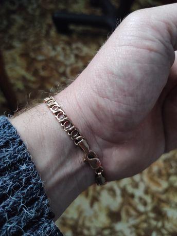 Продам золотой браслет 10 Грам 585 проба