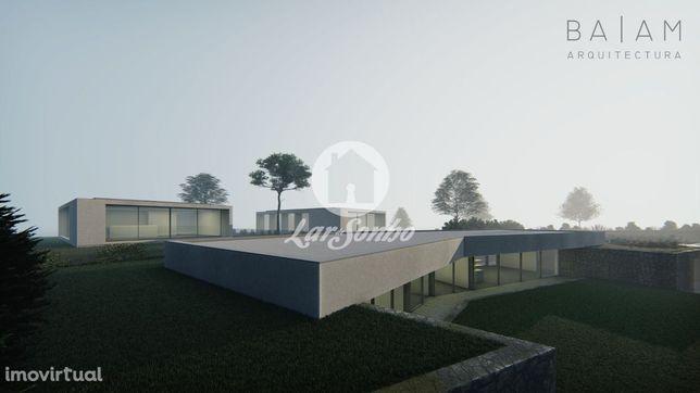 Excelente moradia M3 individual em construção