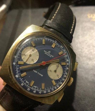 Breitling Top Time, Valjoux 7730, cronografo
