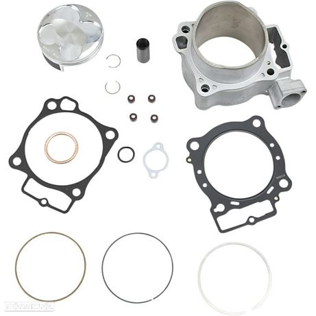 kit cilindro standard cykinder works honda crf 450