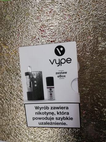 Pudełko po e papierosie