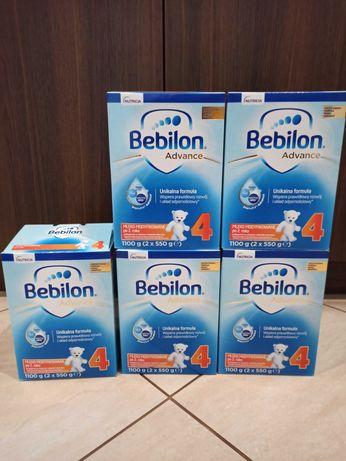 Bebilon Advance 4, mleko modyfikowane, po 2 roku, 1100 g