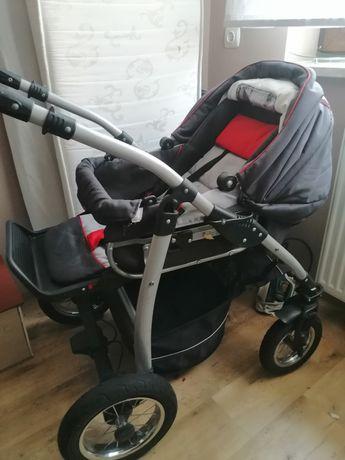 Sprzedam wózek dziecięcy 3w1 firmy Jedo