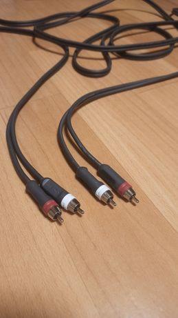 RCA audio кабель тюльпан 5 метров