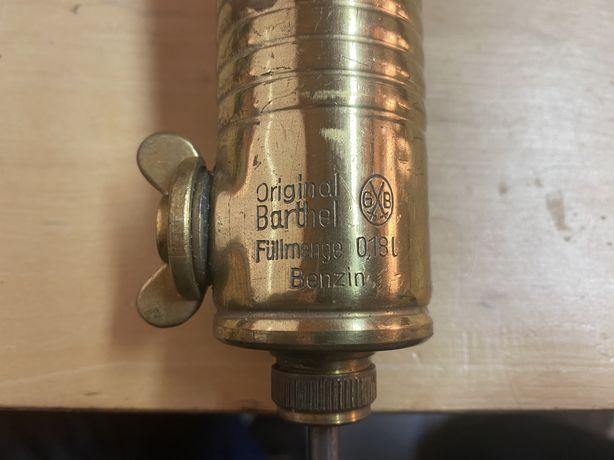MaÇarico ferro de soldar vintage