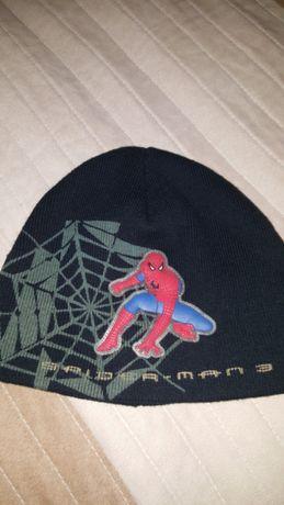 Czapka spiderman 54 cm