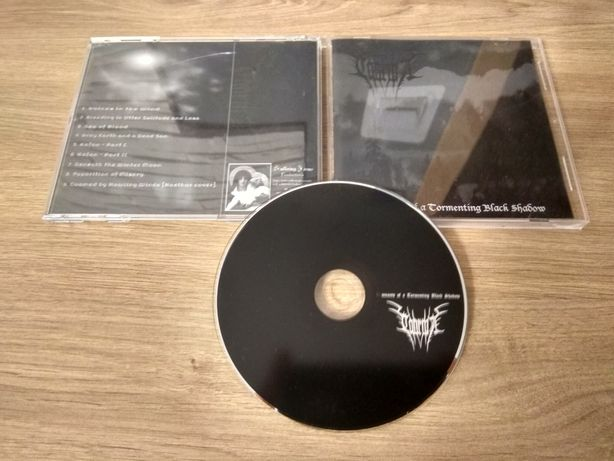 Taarma - Remnants of a Tormenting Black Shadow - Płyta CD