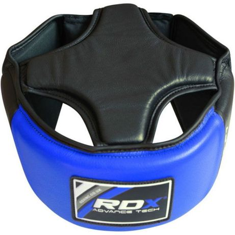 Боксерский шлем RDX Blue