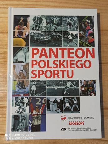 Książka Panteon Polskiego Sportu - Nowa w folii