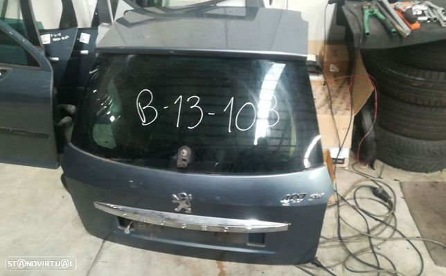 Mala Peugeot 407 Sw (6E_)