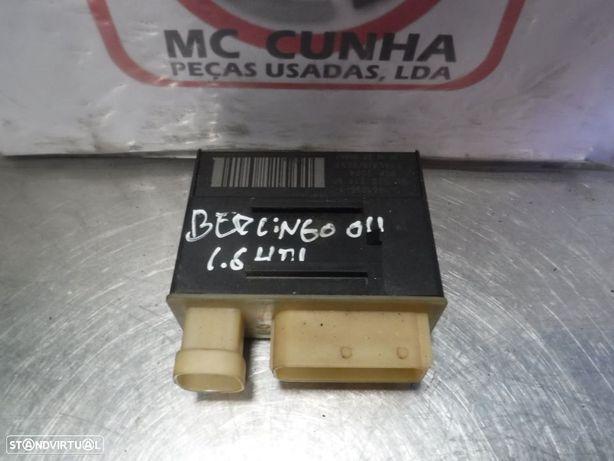 MODULO / TEMPORIZADOR DAS VELAS PEUGEOT PARTNER CITROEN BERLINGO B9 9652021180