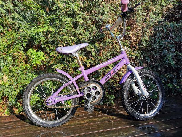 """Rowerek 16"""" dla dziewczynki"""