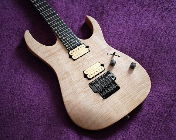 Gitara elektryczna Ibanez RG Prestige RG3120F Japan + case