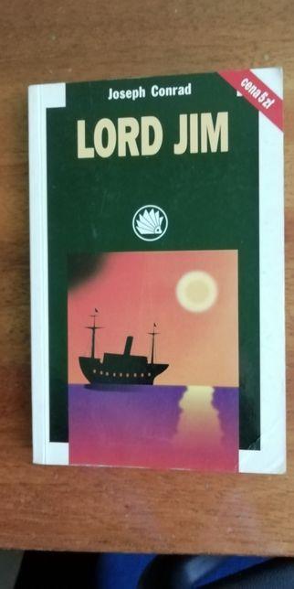 """Lektura książka """"Lord Jim"""" J. Conrada"""