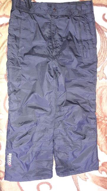Spodnie narciarskie TCM z systemem RECCO