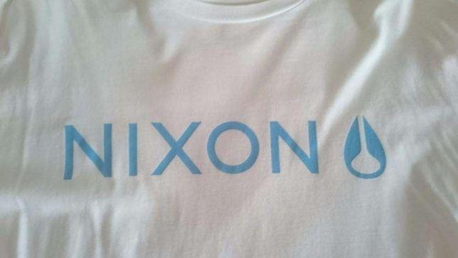 T-Shirt NIXON nova L