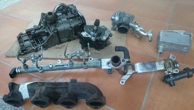 Peças / acessórios do motor 204D4 - BMW (E46) 320D Sport 150 Cv