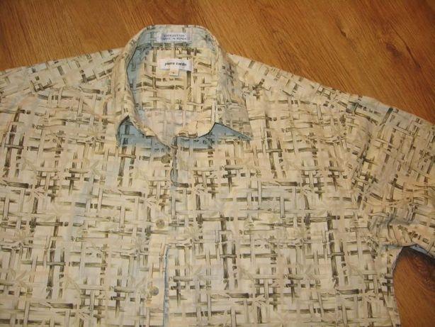Koszula Pierre Cardin, krótki rękaw, XL/XXL