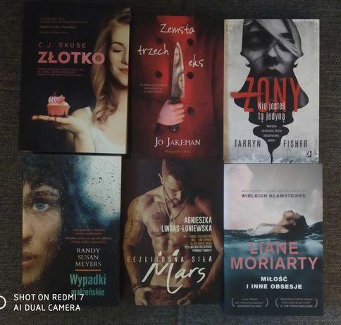 Książki, thriller, romans,Joplin ,Morrison