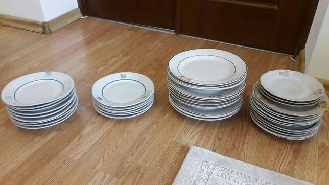 Тарелки. Посуда.Тарілка