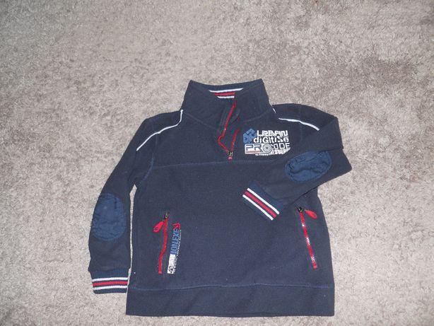 Bluzka polarowa 128-134 cm REBEL POLECAM