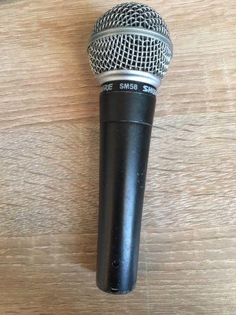 Микрофон SHURE SM58 (Mexico)