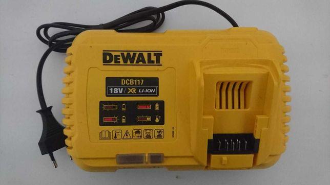 Зарядное устройство XR FLEXVOLT DeWALT DCB117 евроверсия 220v