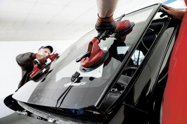 NORDGLASS serwis szyb samochodowych wymiana naprawa SZAMOTUŁY