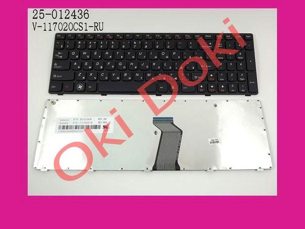 Клавиатура B580 B590 G570 G580 G770 Z560 A V580 C LENOVO V Z B 570 575