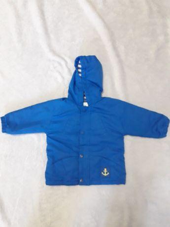 Продаю детскую демисезонную куртку для мальчика