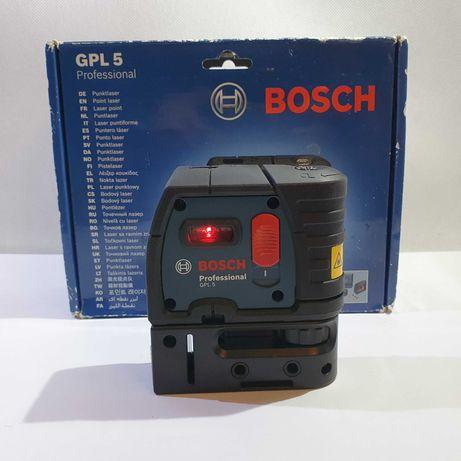 Laser punktowy BOSCH GPL 5 PROFESSIONAL, Lombard Jasło Czackiego