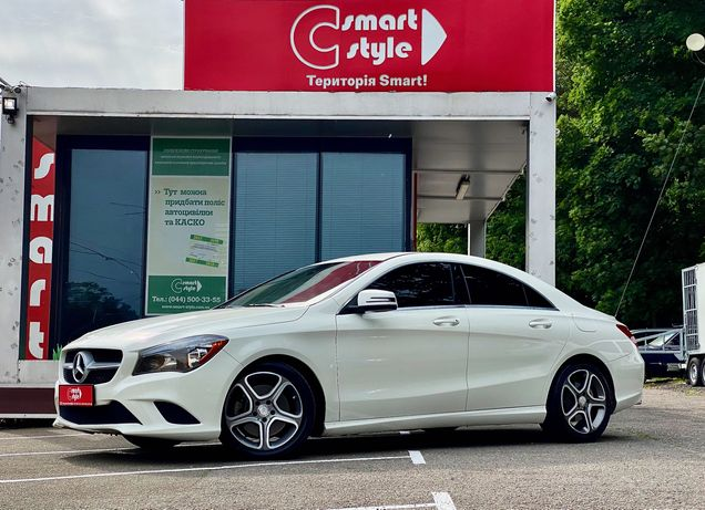 Автомобіль Mercedes-Benz CLA 250 2013 - від 360$\міс КРЕДИТ/ЛІЗИНГ