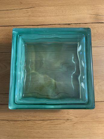 Luksfery zielone, 8 sztuk