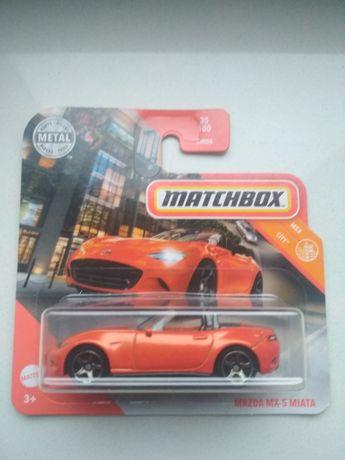 Matchbox Mazda MX-5 Miata