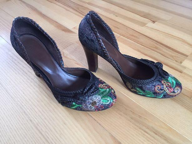 Туфли ручная работа