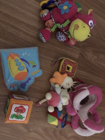 Игрушки до 1 года