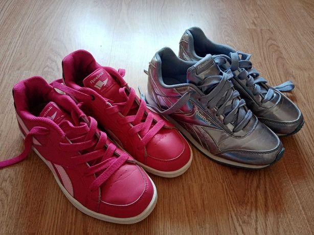 Okazja zestaw Adidasy Reebok roz. 36,5 i 37