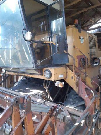 Bizon ZO56 + Sieczkarnia + Kabina + Wózek hedera