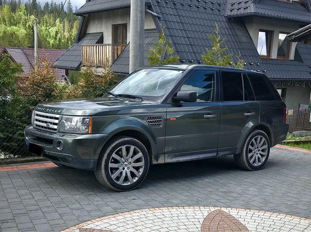 Land Rover Range Rover Sport TDV8 3.6 v8 272KM 4x4 WART UWAGI! ZAMIANA